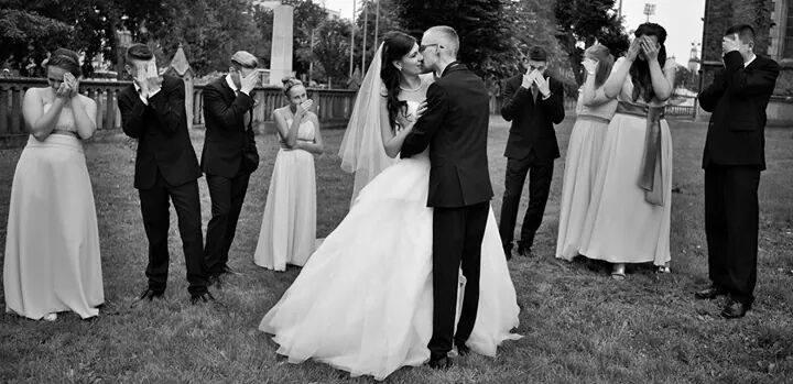 a legjobb esküvői fotók vászonképként