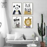 Panda vászonkép