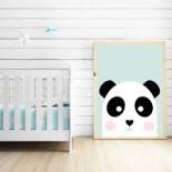Panda vászonképek