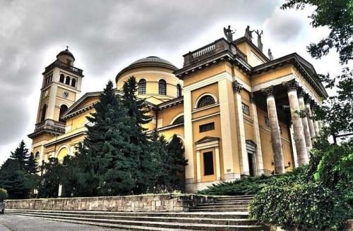 Vörösváczki Attila - Az egri bazilika